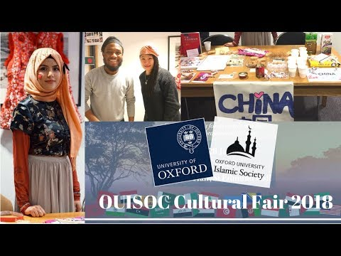 Oxford University Cultural Fair 2018