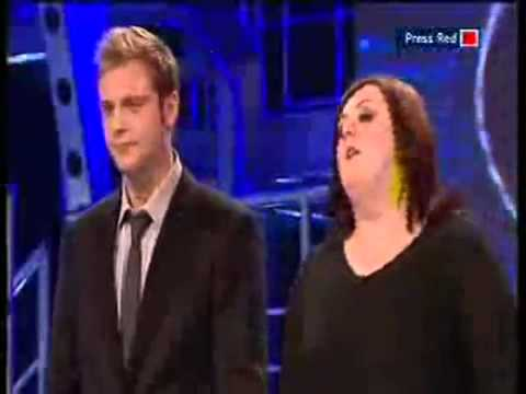 Michelle McManus wins Pop Idol