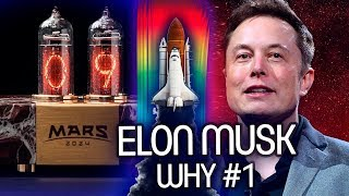 Why I flew to Elon Musk from Russia to the USA №1 (reasons)