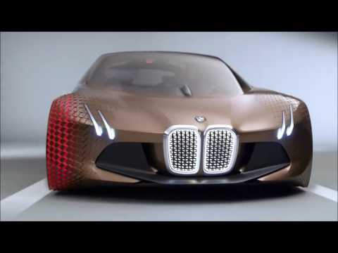 Bmw Vision Next 100 Advanced Technology Car