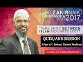 Dr. Zakir Naik Indonesia Visit 2017 || Full Q&A Session (8th April 17)