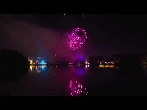 Firework Mysteryland 25 augustus 2019 part3