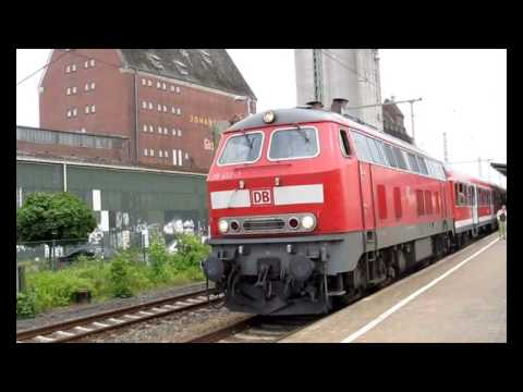 BR 218 452-1 RE 21494 Sprinter Bad Oldesloe 21.06
