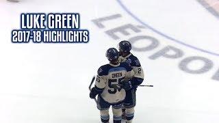 Luke Green | 2017-18 Highlights