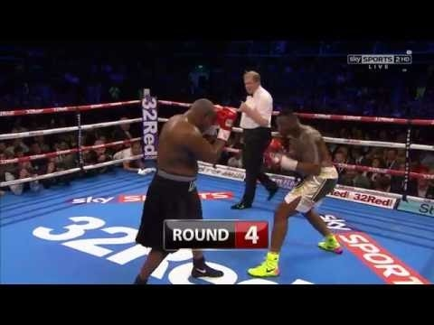 Dillian Whyte vs Ian Lewison HD (Including Post Fight Interview) Charles LcStovall