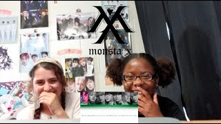 MONSTA X (몬스타엑스) - 'ALL ABOUT LOVE' Album First Listen