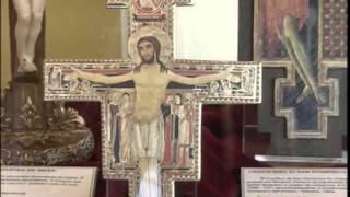Palacete Provincial recebe exposição sobre história da cruz