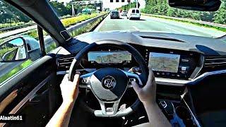 The Volkswagen Touareg 2019 Test Drive