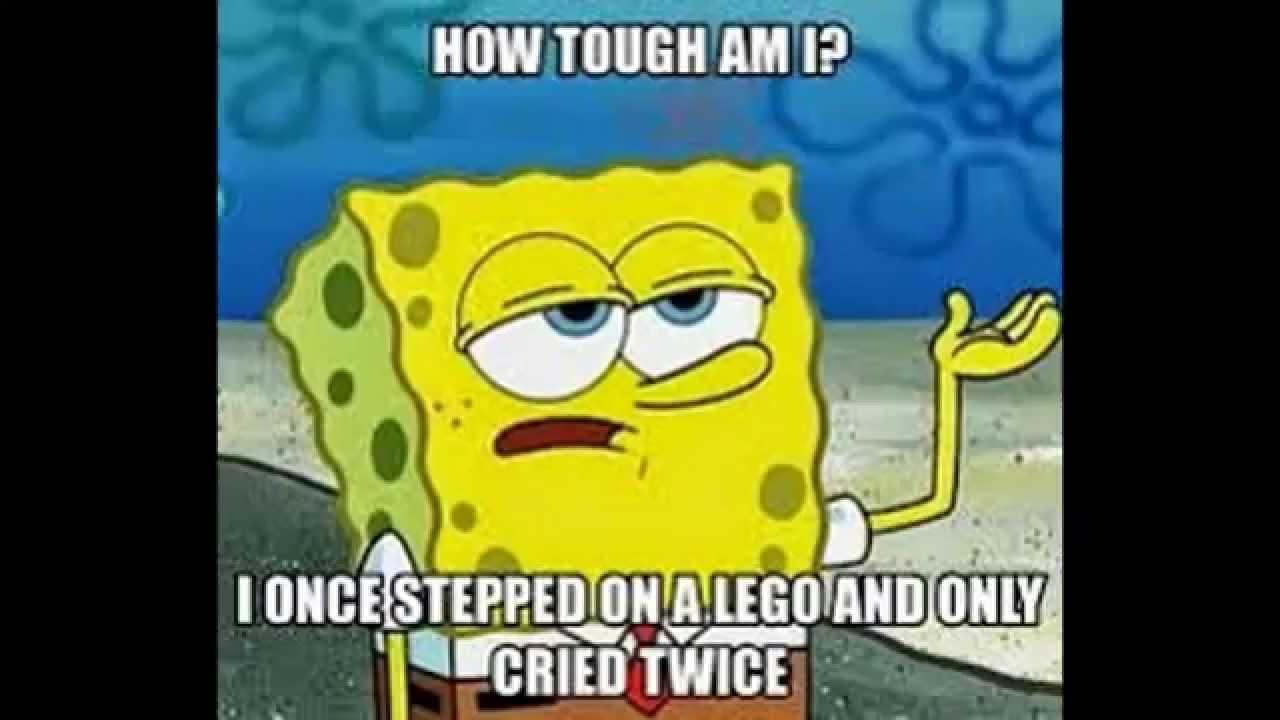 Christmas in july spongebob squarepants meme oclock
