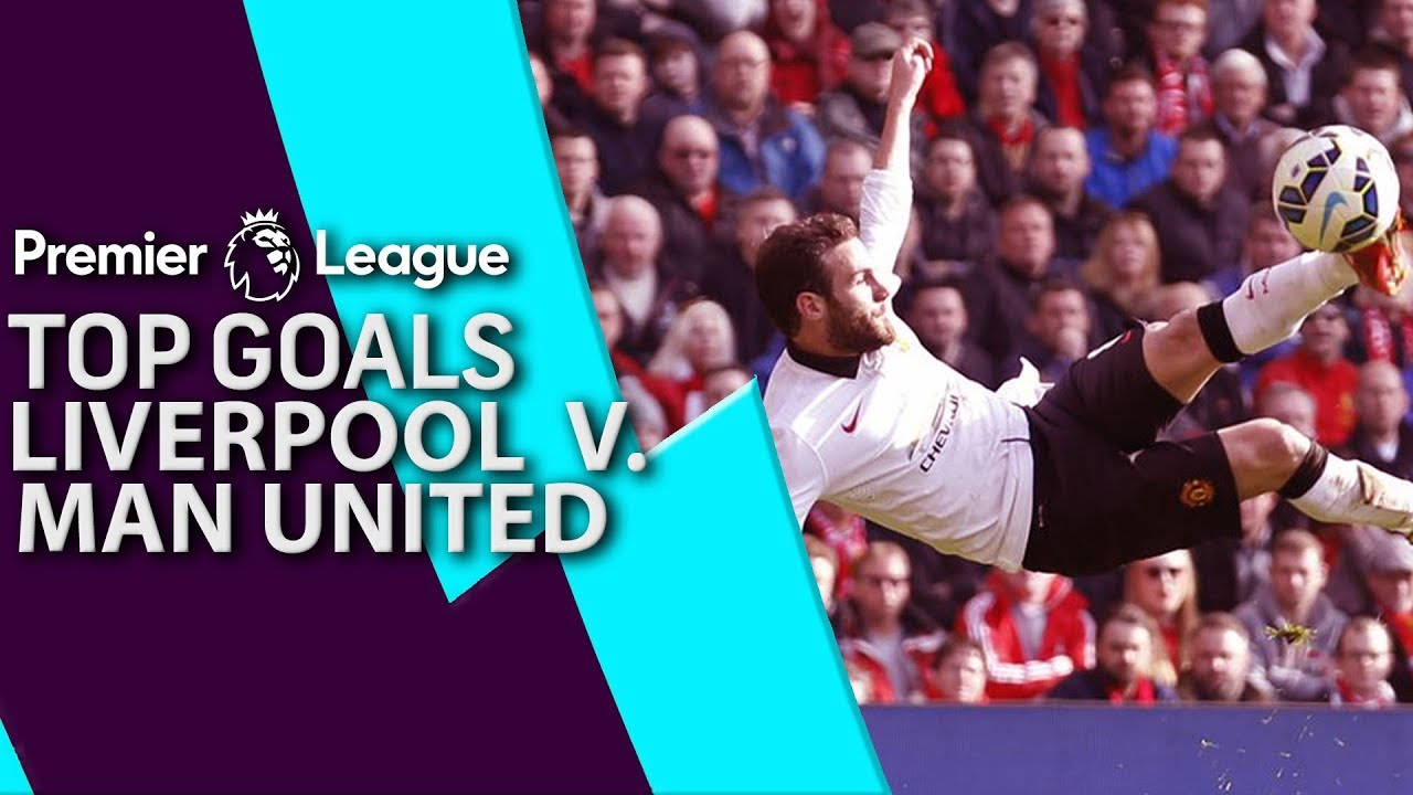 Liverpool v. Man United | Top Premier League Goals | NBC Sports