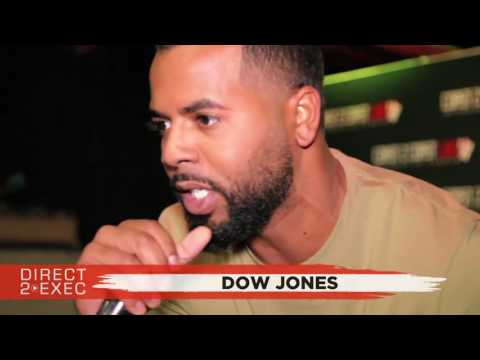 Dow Jones Performs at Direct 2 Exec NYC 7/25/17 - Atlantic Records