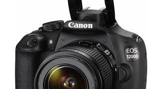Canon EOS 1200D Rebel T5 DSLR Camera Review