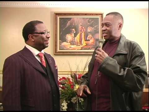 Interview With Pastor Michael C. Warren (St. Luke Memorial COGIC - KCMO)