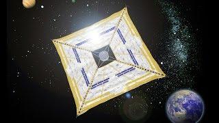 World's first Solar Sail