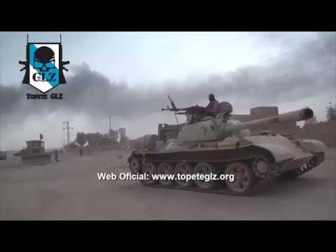 Llego el dia mas esperado, irak y las milicias entran en Siria!!! 04/11/17