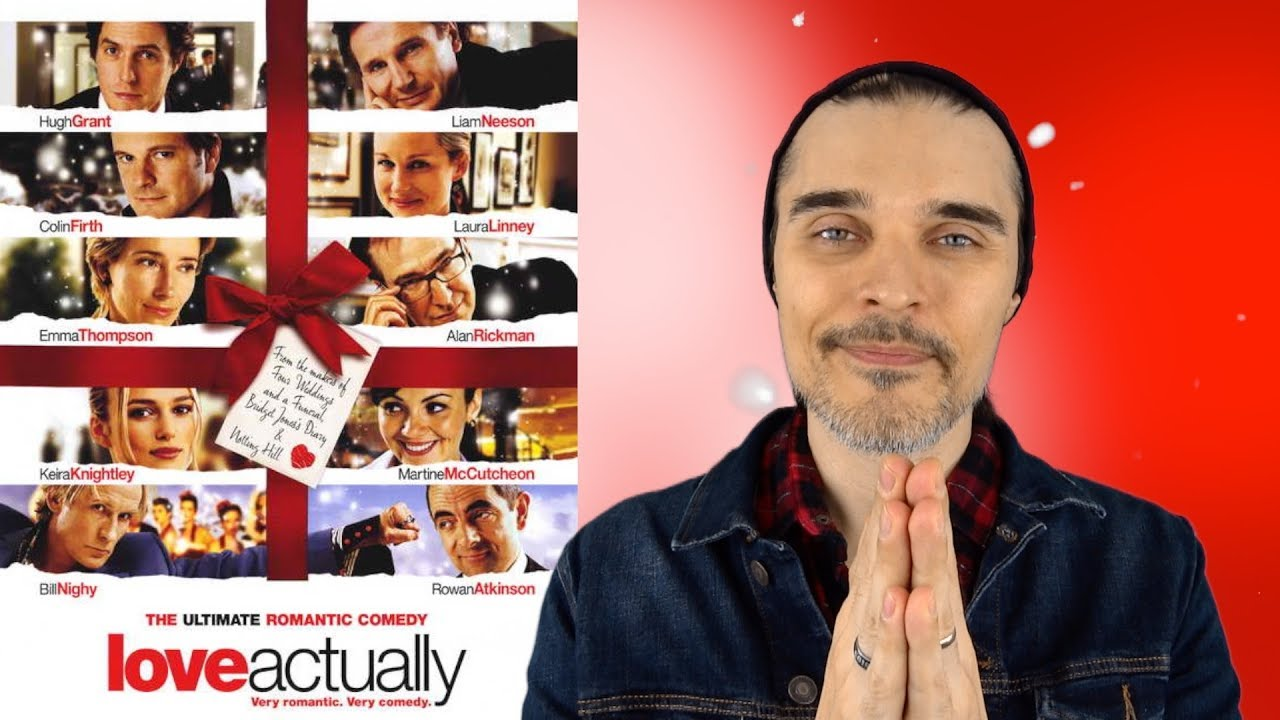 Christmas Movie Review Love Actually 2003 Youtube