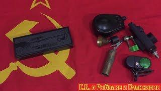 В СССР тоже были электрические сигнализаторы поклевки для рыбалки.Обзор сигнализатора Светлячок.