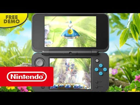 Hey! PIKMIN - Demo Trailer (Nintendo 3DS)