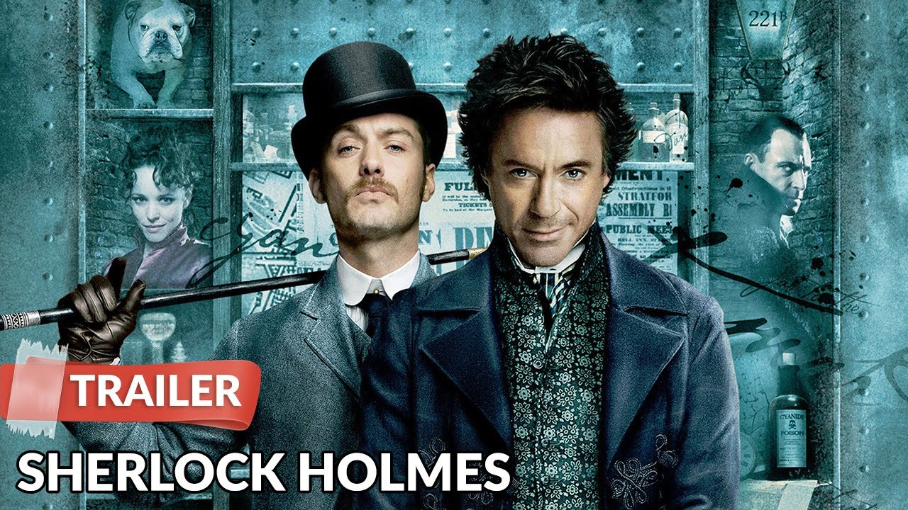 Sherlock Holmes 2009 Trailer HD | Robert Downey Jr. | Jude Law ...