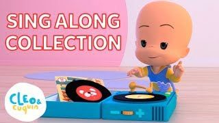 Sing along Cleo and Cuquin Nursery Rhymes of Cleo and Cuquin   Karaoke for kids