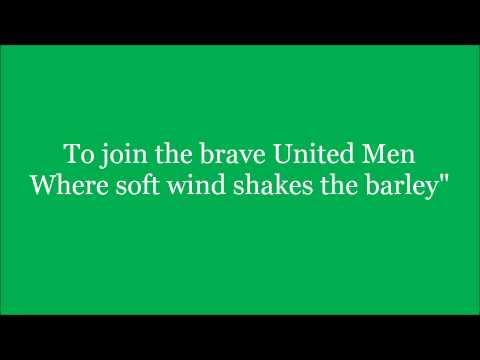 The Wind That Shakes the Barley Lyrics