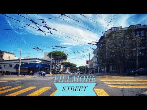 Fillmore Street | Aug 2020 | San Francisco