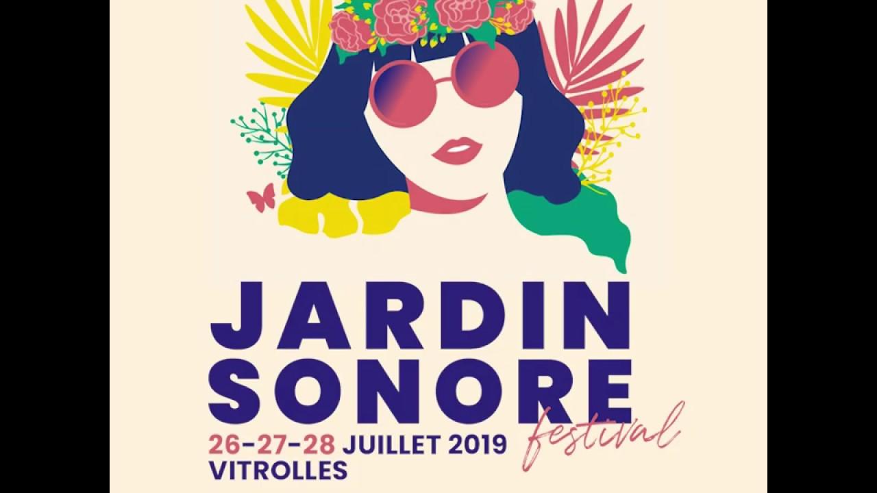 Art Plus Cadre Vitrolles jardin sonore festival #2 - sting - 27 juillet 2018 - vitrolles