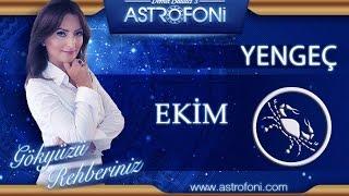 YENGEÇ Burcu, AYLIK Astroloji Yorumu, EKİM 2014, Astrolog DEMET BALTACI Bilinç Okulu