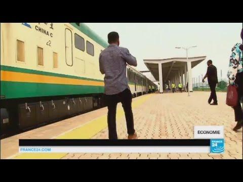 Le Nigeria inaugure le 1er train à grande vitesse d'Afrique de l'Ouest