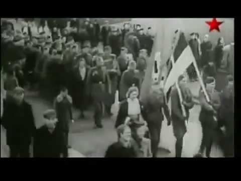 Бендеровцы,как прихвостни фашистов Бэкграунд 15 06 2013  2