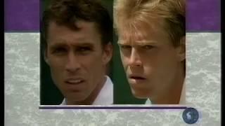 WI 1990 SF Edberg vs. Lendl