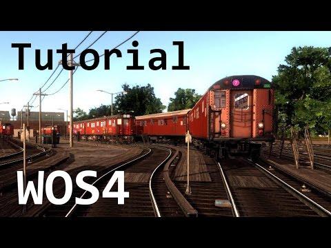 [PC] WORLD OF SUBWAYS 4 New York - INTRO & TUTORIAL [1080p]