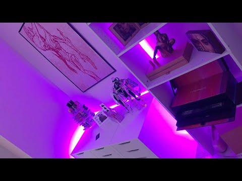 Vanity room + studio tour