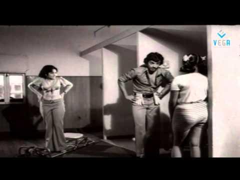 Antharangam Movie   Romantic Scene
