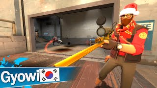 iksD | TF2 Frag Clip of the Day #603 Gyowi