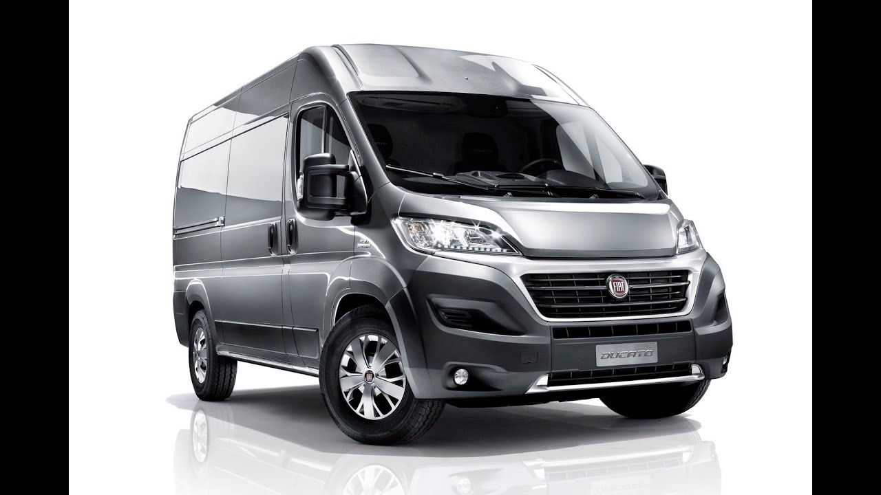 2015 fiat ducato van youtube for Garage fiat echirolles