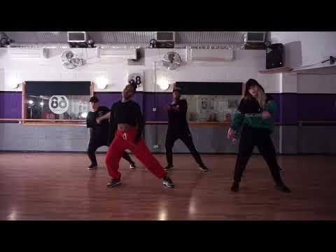 Arin Ray - We aint homies choreography