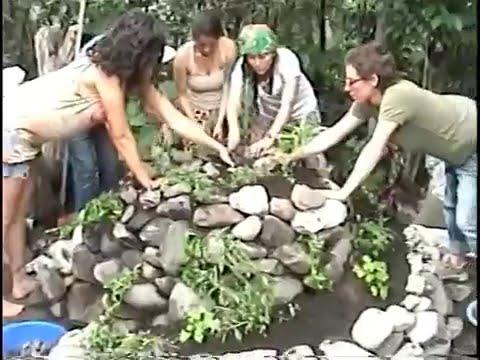 Spiral Herb Garden Workshop - Ahuramazda - Vilcabamba