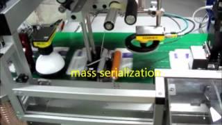 Wedzony - Print and code verification machine