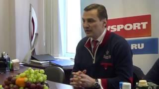 Встреча с Сергеем Федоровым в редакции