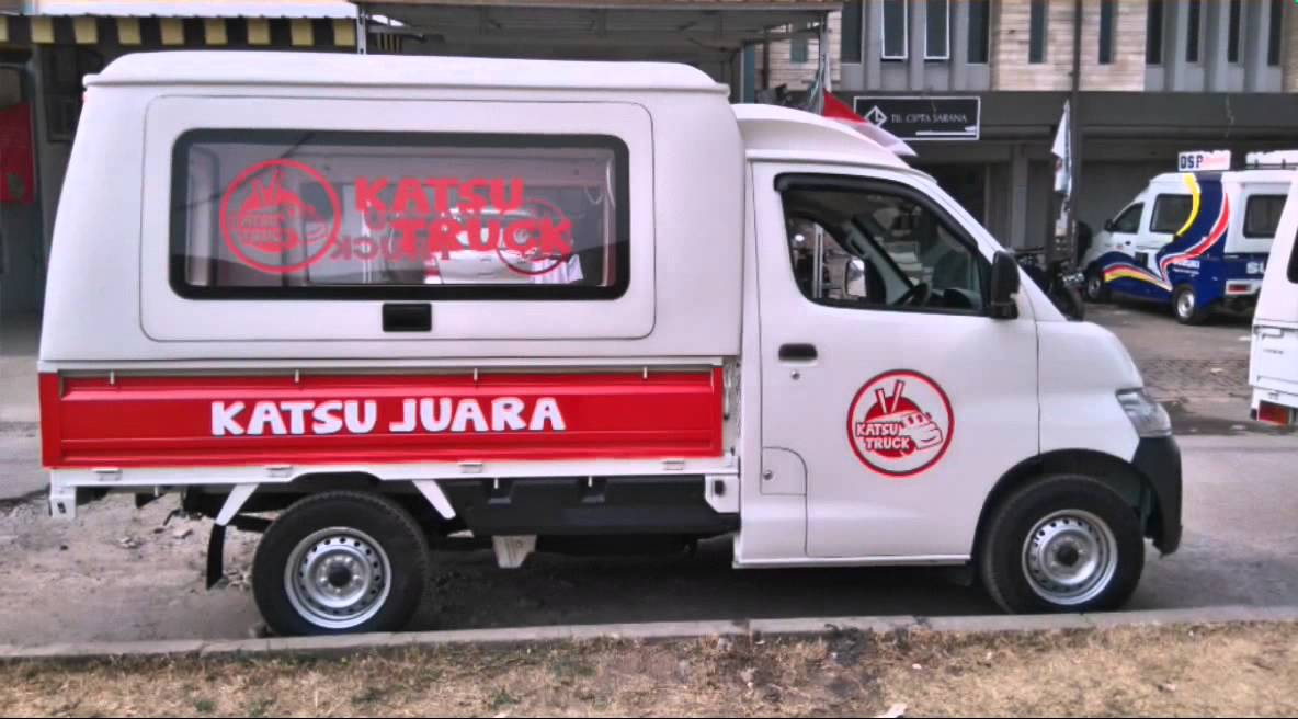 Mobil Toko From Dsp Styling Bandung Youtube