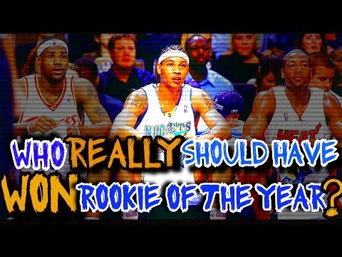 Who REALLY should have Won the 03-04 NBA Rookie of the Year?