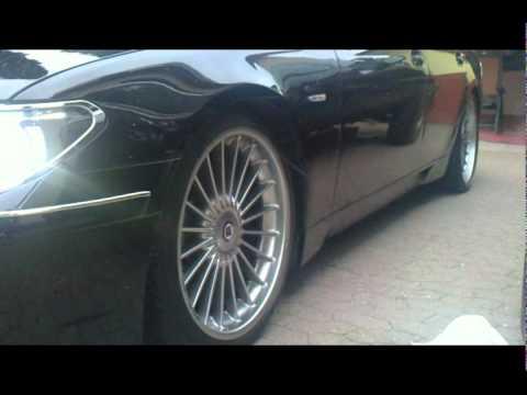 BMW 745i E65 ALPINAVeredlung HD  YouTube