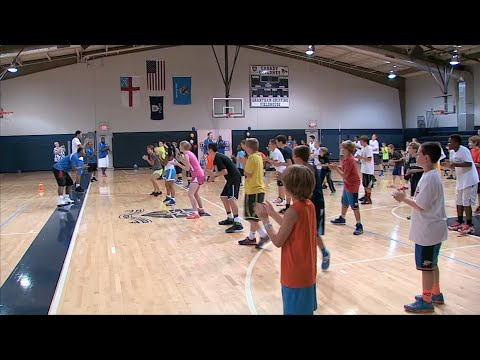 Thunder Youth Basketball Camp