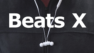 Hands-On with Beats X Headphones!(These are the new BeatsX headphones. The W1 chip inside allows them to easily pair with an iPhone and other Apple devices. They also come in multiple ..., 2017-02-10T23:16:01.000Z)