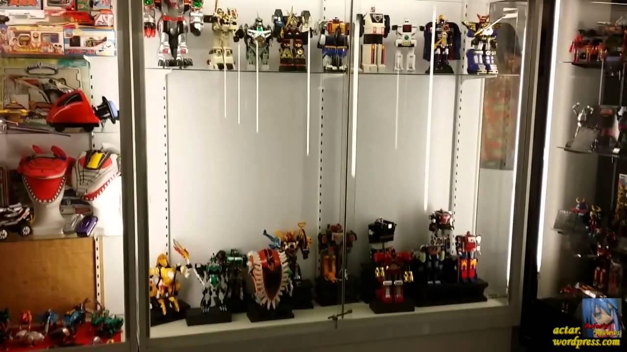 Art Bandai Museum Japan Toy Exhibit Youtube