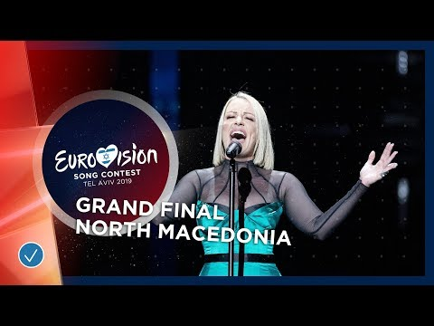 North Macedonia - LIVE - Tamara Todevska - Proud - Grand Final - Eurovision 2019