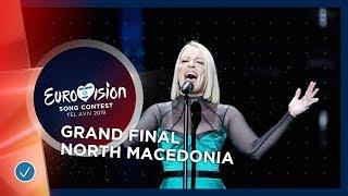 North Macedonia - LIVE - Tamara Todevska - Proud - Grand Final - Eurovision 2019