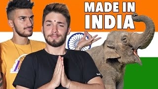 MADE IN INDIA CHALLENGE - Matt & Bise