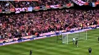 FA Cup Final 2005 Arsenal vs Man Utd 2105-2005